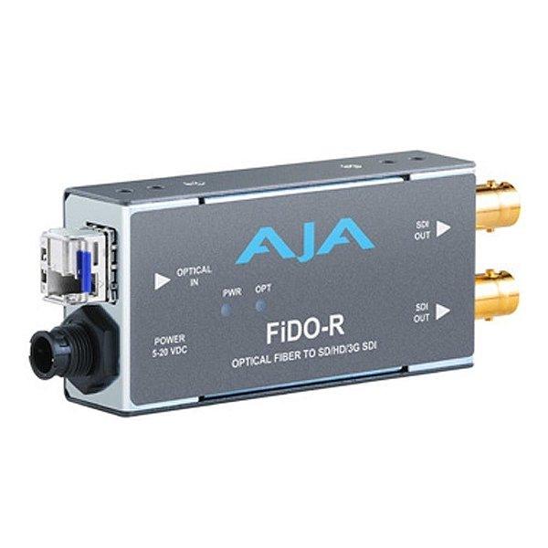 Conversor FIDO-R - Aja