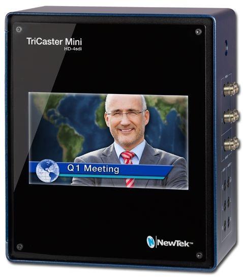 TRICASTER MINI HD-4SDI - NEWTEK