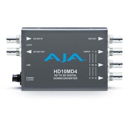 Conversor Digital e Analógico AJA HD-SDI para SD-SDI