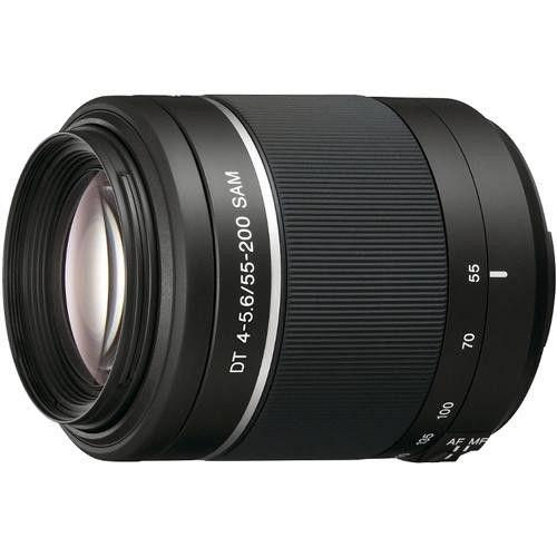 Lente Sony 55-200mm f/4.0-5.6