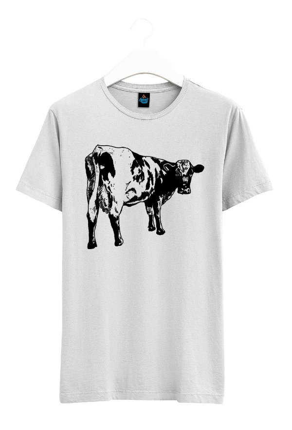 Camiseta Estampada Pink Floyd - Atom Heart Mother
