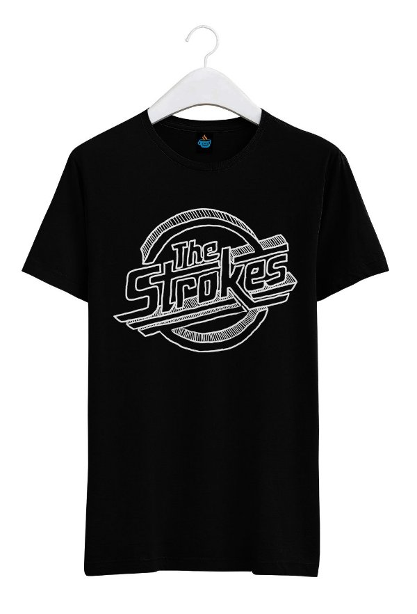 Camiseta Estampada The Strokes