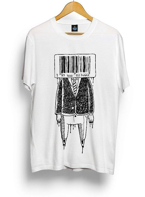 Camiseta Código de Barras