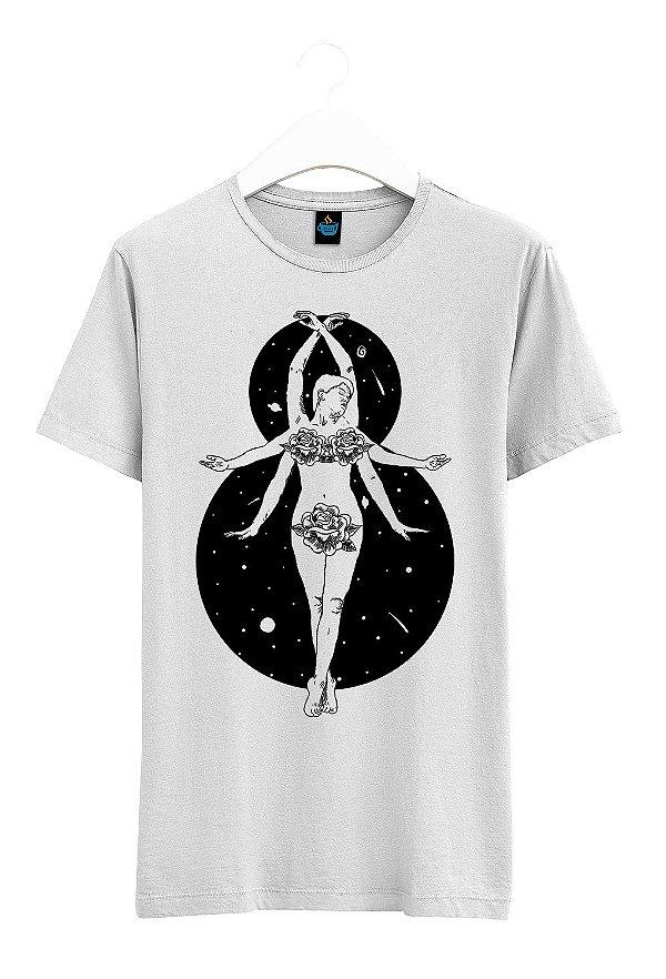Camiseta Estampada Femme