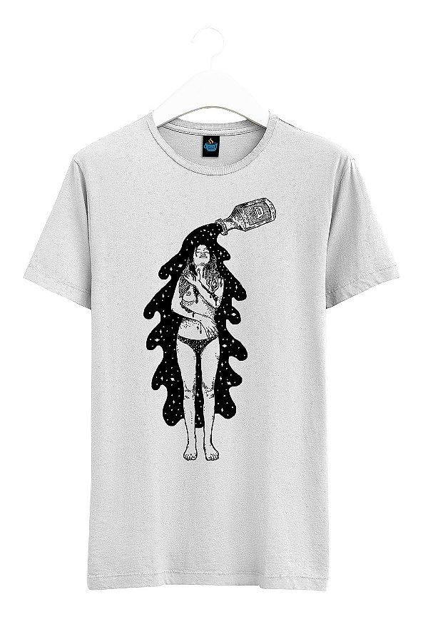 Camiseta Estampada Doce Veneno
