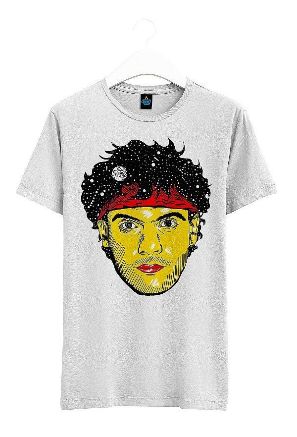 Camiseta Estampada Cazuza