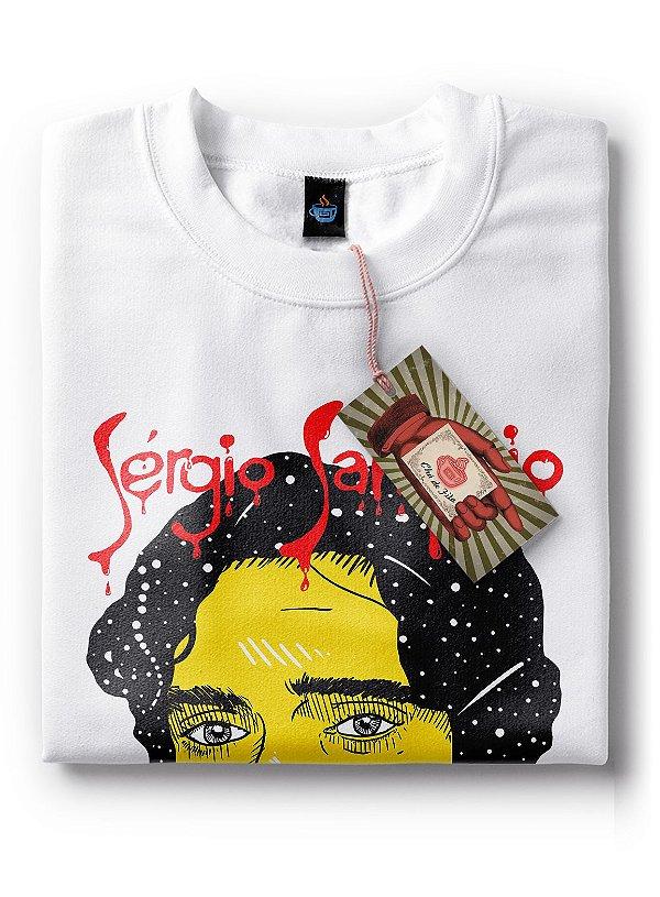 Camiseta Sérgio Sampaio