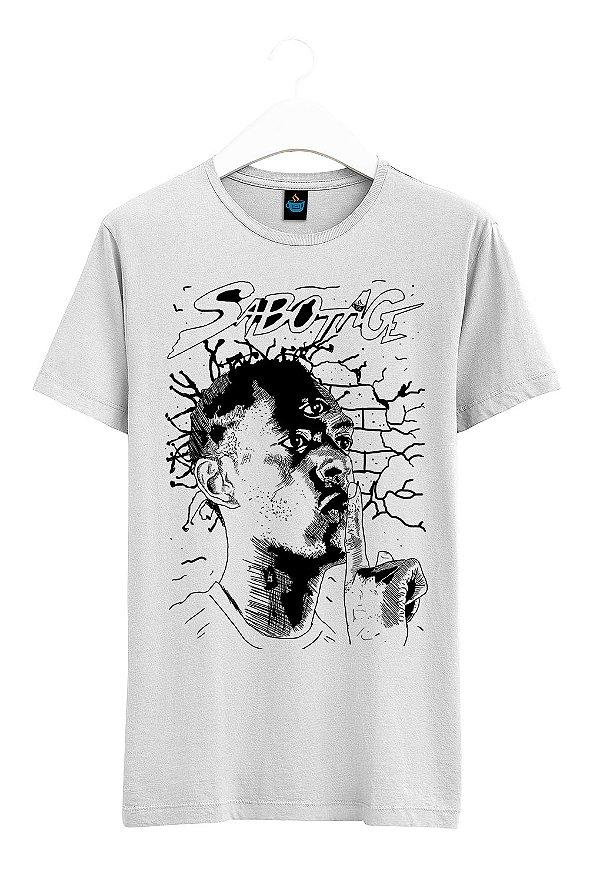 Camiseta Estampada Sabotage