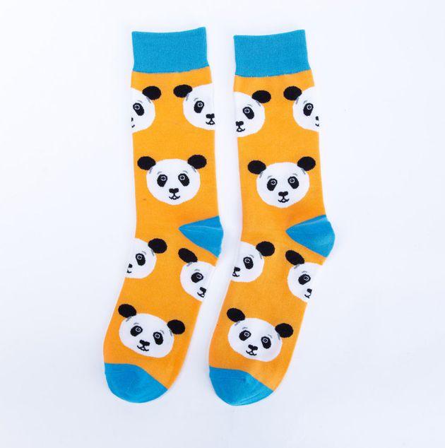 Meia Divertida do Panda
