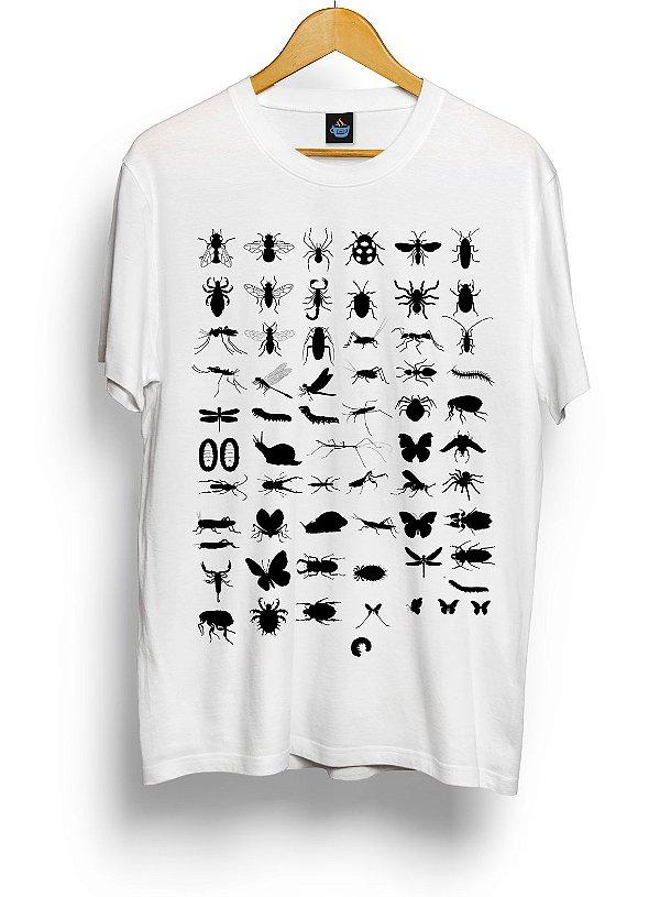 Camiseta Artrópodes