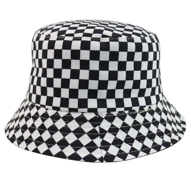 Bucket Hat Quadriculado