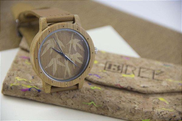 Wooden Watch Naturals Brown