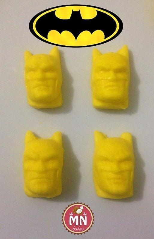 Bala de coco do Batman