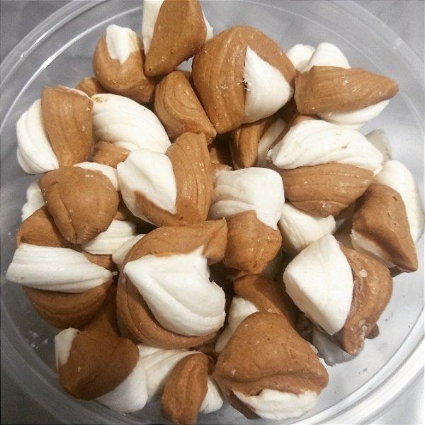 1/2 kg Tradicional meio a meio tradicional de chocolate