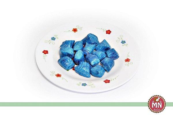 Bala de Coco Tradicional Azul Minnios ou Capitão América