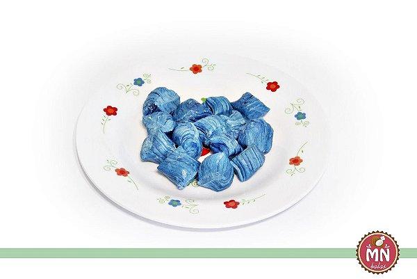 Bala de Coco Tradicional Azul Jeans