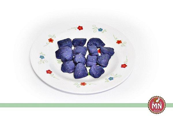 Bala de Coco Tradicional Violeta/Roxa