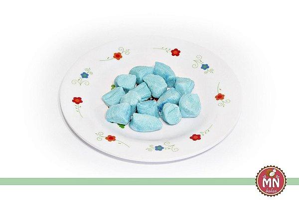 Bala de Coco Tradicional Azul Claro