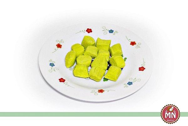 Bala de Coco Tradicional Verde Limão/Neon TOM FORTE