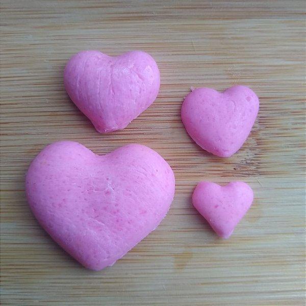 Bala de Coco de coração