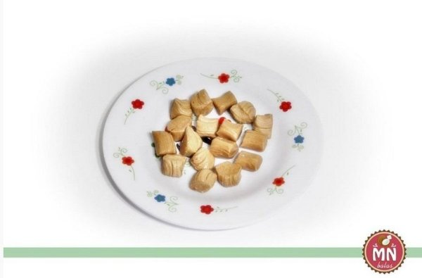 500 g MINI Bala de Coco Tradicional de Chocolate
