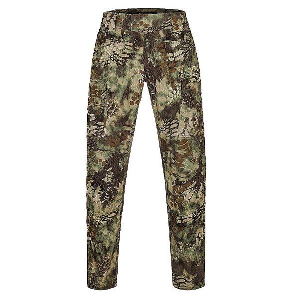 Calça Militar Tática Combat Camuflado Kryptek Mandrake Invictus