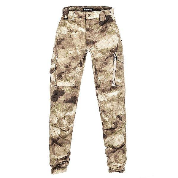 Calça Militar Tática Guardian Camuflada A-Tacs Forcas Especiais Invictus