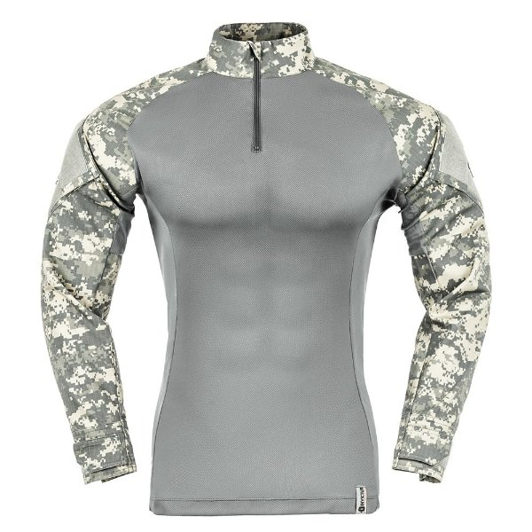 Combat Shirt Camuflado Digital ACU Raptor Invictus