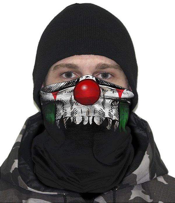 Face Armor Bad Clown