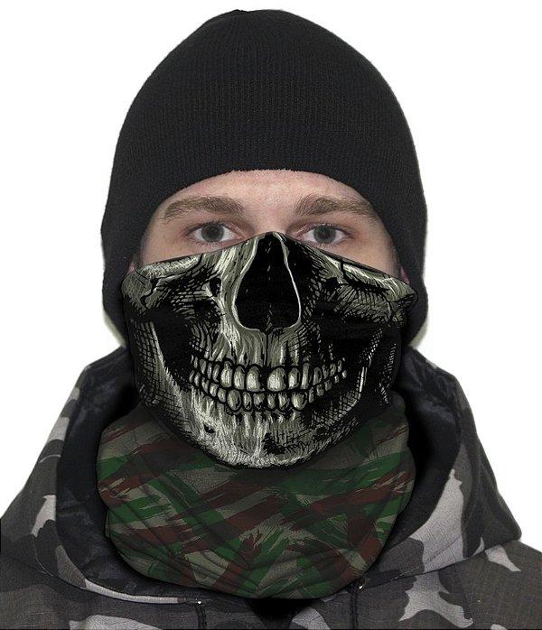 Face Shield Armor Camuflado Selva Proteção Para o Rosto - Camisetas ... 4d1016f10a7