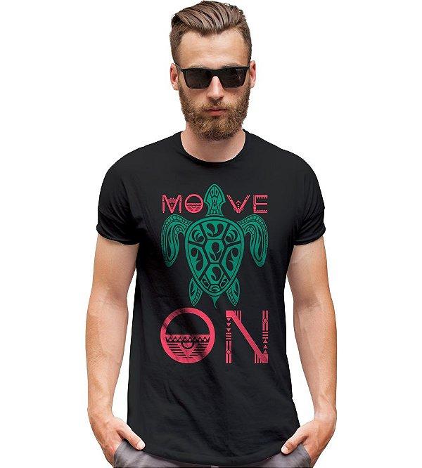 Camiseta Outdoor Move On
