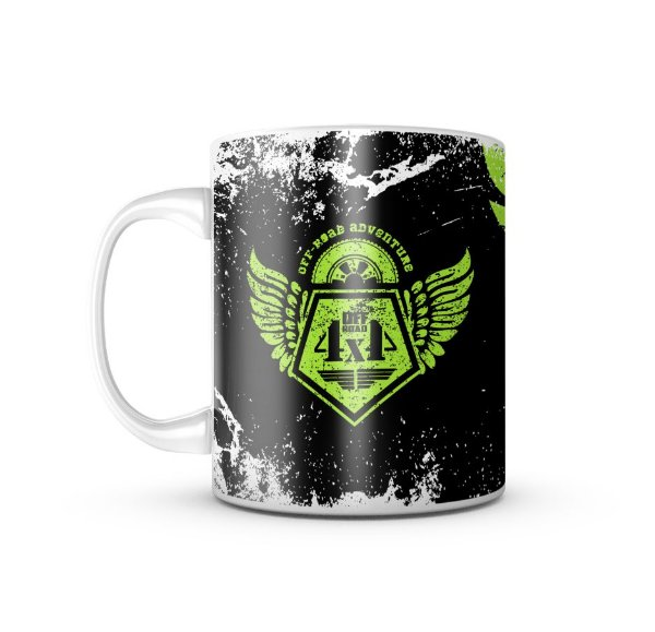 Caneca Off Road 4x4 Adventure 325ML