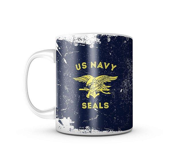 Caneca US Navy Seals 325ML
