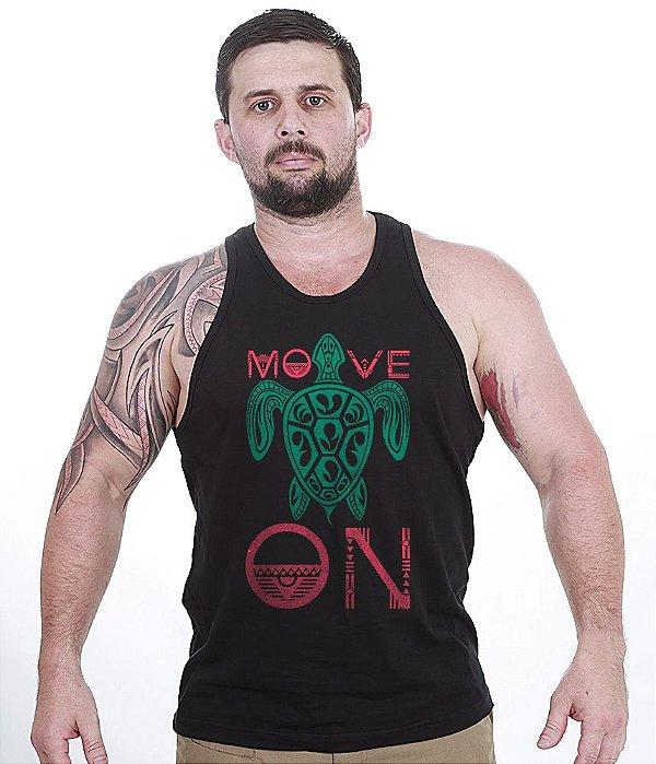 Camiseta Regata Outdoor Move On