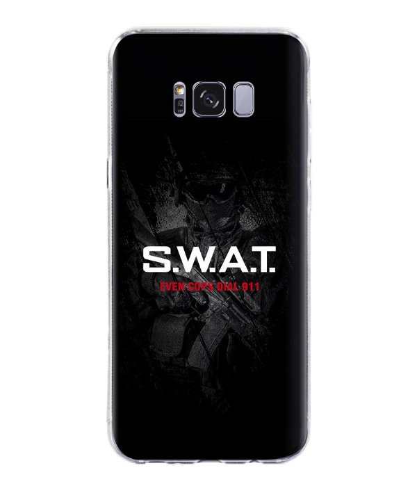 Capa para Celular Militar SWAT Even Cops Dial 911