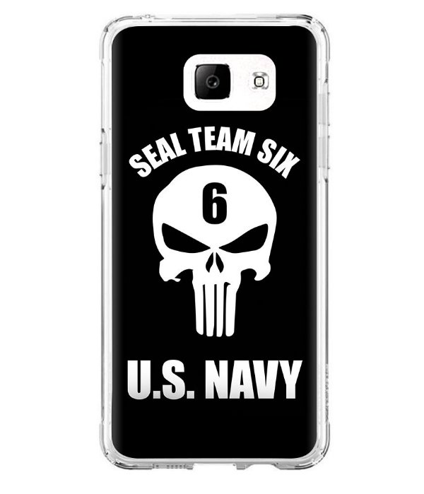 Capa para Celular Militar The Punisher Seal Team Six US NAVY