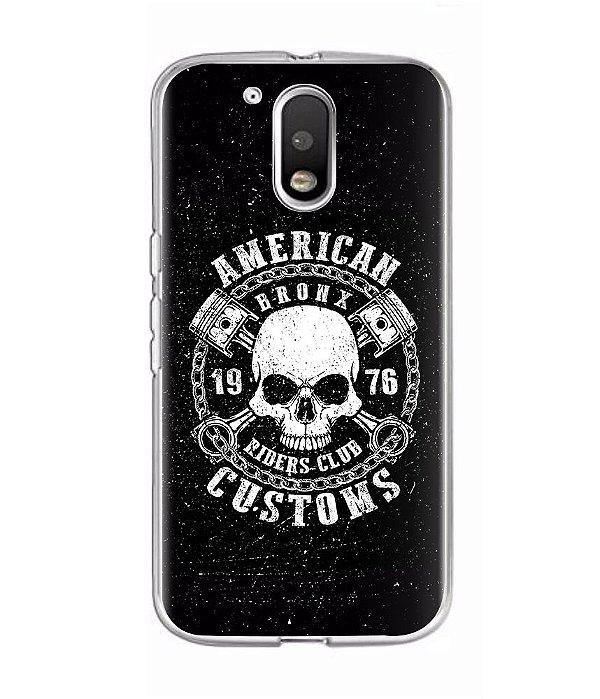 Capa para Celular American Customs Bronx Riders Club