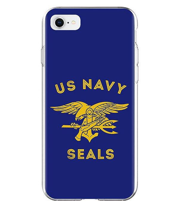 Capa para Celular Militar US Navy Seal