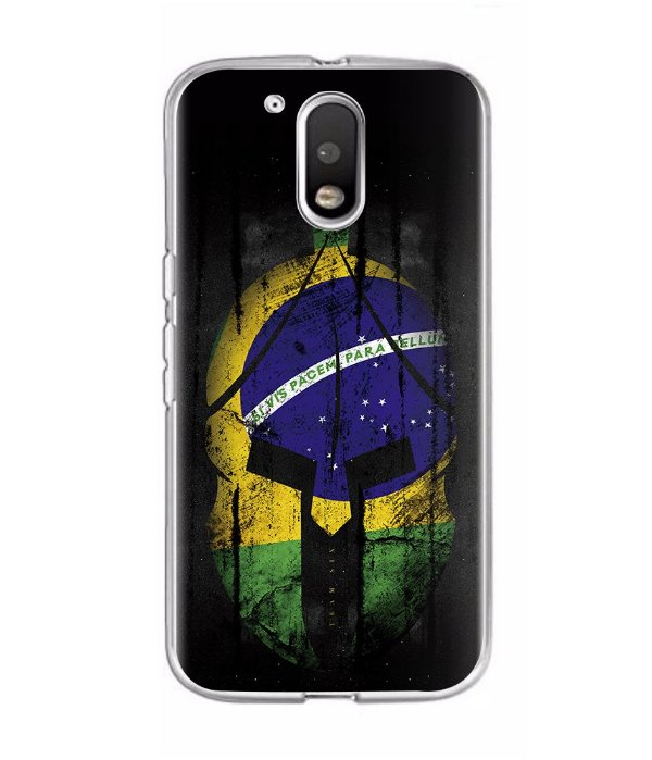 Capa para Celular Militar Si Vis Pacem Para Bellum Brasil