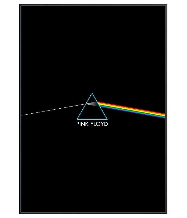 Poster Minimalista Rock Pink Floyd