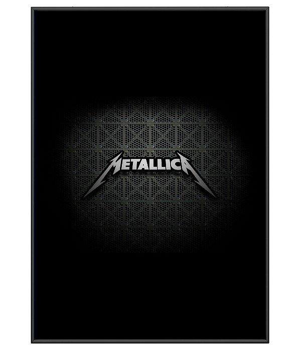 Poster Minimalista Metallica