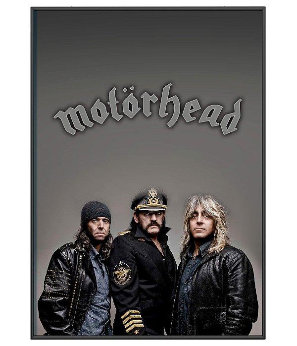 Poster Minimalista Motorhead