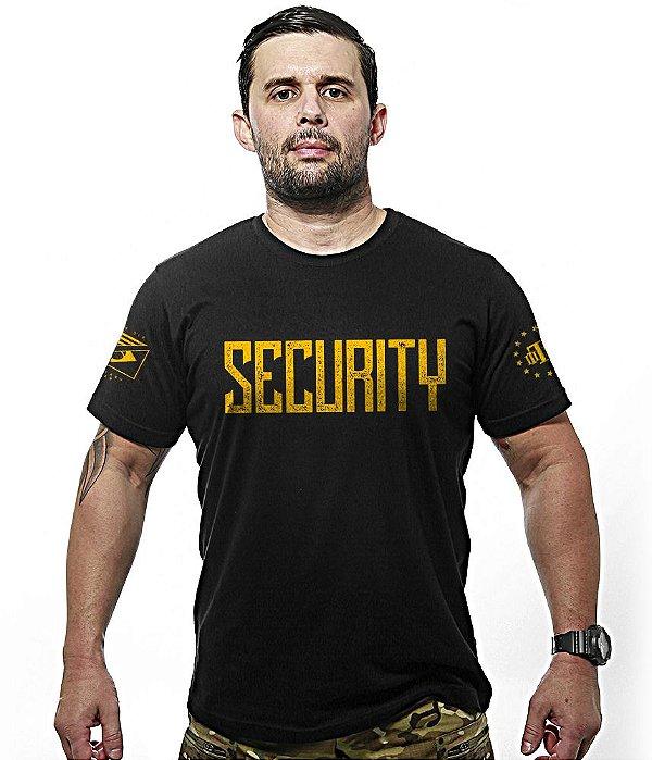Camiseta Militar Security