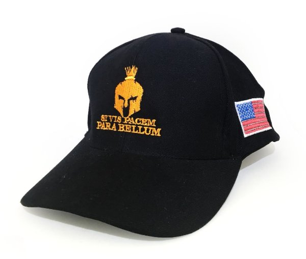 7dd0a2ab580dc Boné Militar Si Vis Pacem Para Bellum - Camisetas Militares