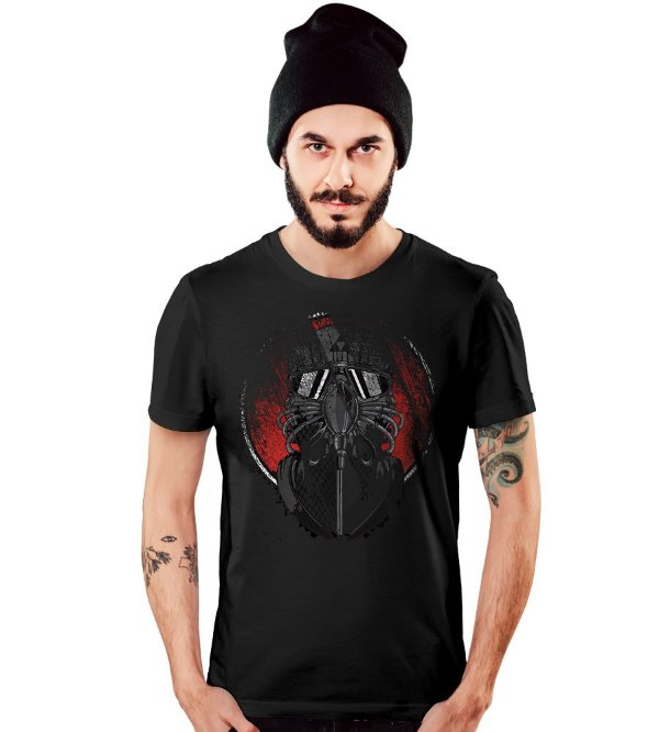 Camiseta Banda de Rock Black Sabbath