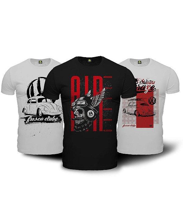 Kit Air Cooled Camisetas Militares