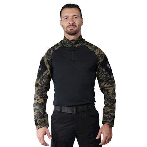 Combat Shirt Marpat Bélica Steel
