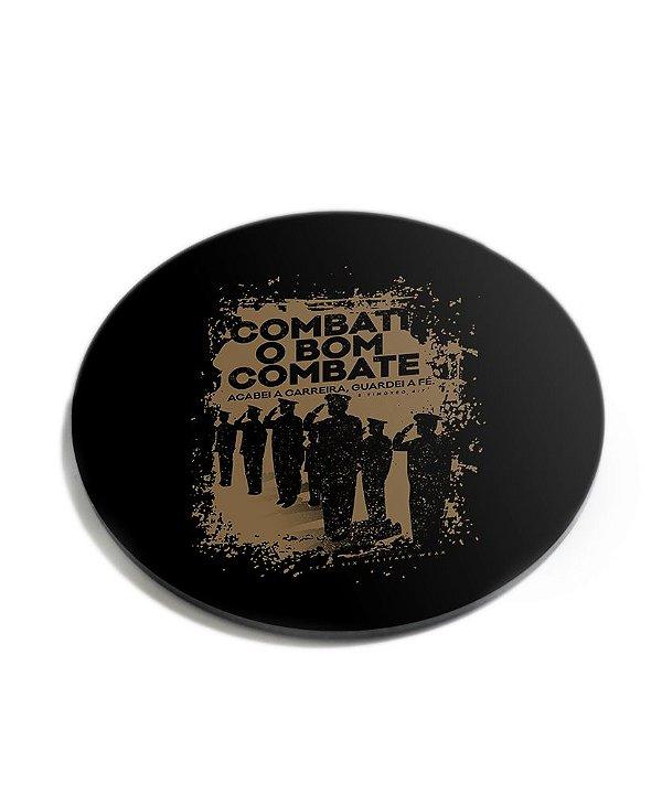 Porta Copos Militar Combati Acrílico