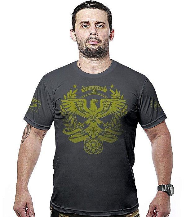 Camiseta Militar Spezialkräfte Hurricane Line