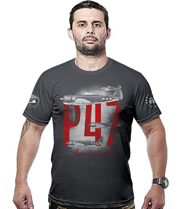 Camiseta Militar P47 Hurricane Line